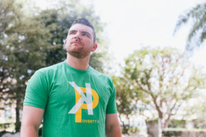 Liam Hendriks, Striking Out Poverty, Food for the Hungry, Oakland A's