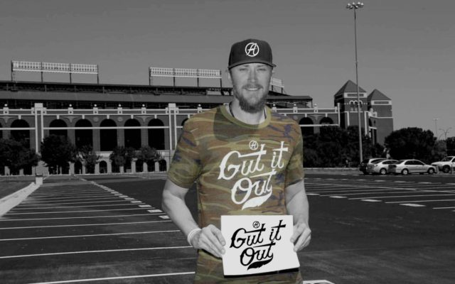 Jake Diekman, Gut It Out, Athletes Brand, Camo, Crohns and Colitis Foundation