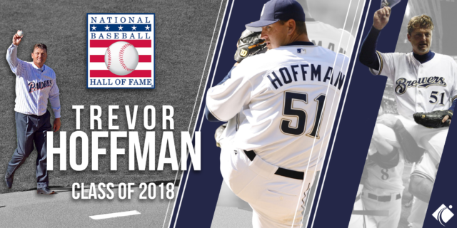 Trevor Hoffman, Hall of Fame
